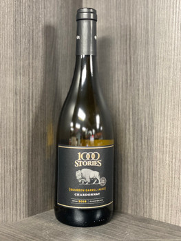 1000 Stories 2018 Chardonnay Bourbon Barrel-Aged