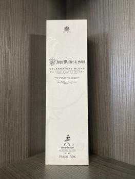 John Walker & Sons Celebratory Blend 200th Anniversary 750 ml