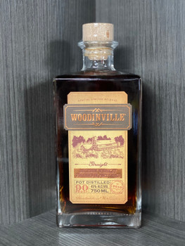 Woodinville Port Finished Straight Bourbon Whiskey 750 ML