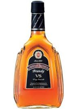 Christian Brothers vs brandy 375ml