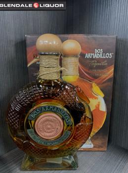 Dos Armadillos Tequila Reposado 750ml