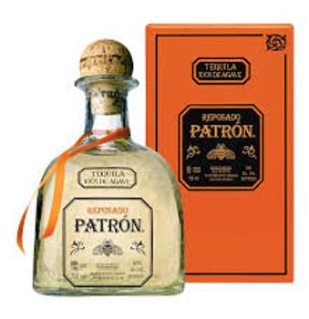 Patron tequila reposado 750ml