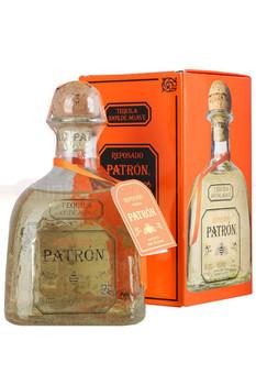 Patron tequila reposado 375ml