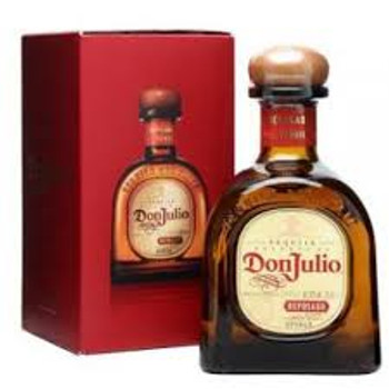 Don julio tequila reposado 375ml