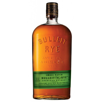 Bulleit rye whiskey Kentucky 750ml