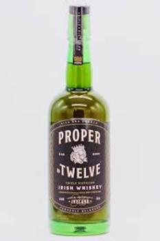 Proper twelve Irish whisky 750ml