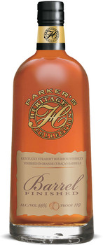 Parker's heritage collection bourbon whisky 750ml