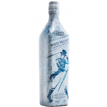 Johnnie walker white walker scotch blended game of thrones limited edition 750ml