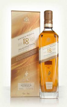 Johnnie walker scotch blended 18yr old 750ml