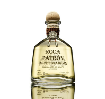 Patron roca tequila reposado 750ml