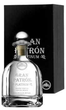 Patron tequila platinum 750ml