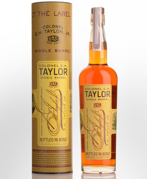 Colonel E.H Taylor bourbon single barrel Kentucky 750ml