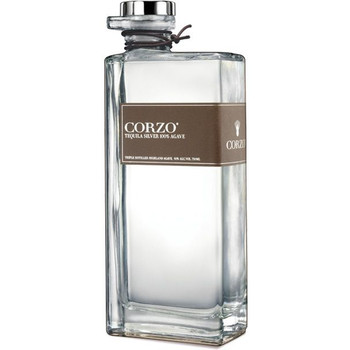 Corzo tequila blanco 750ml