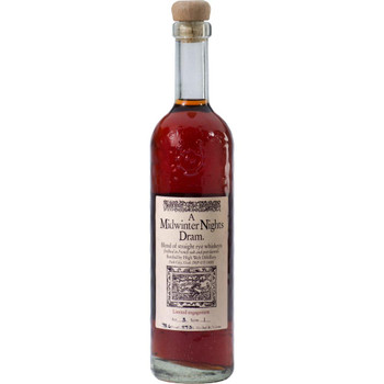 High west A midwinter night dram limited engagement straight rye whisky 750ml