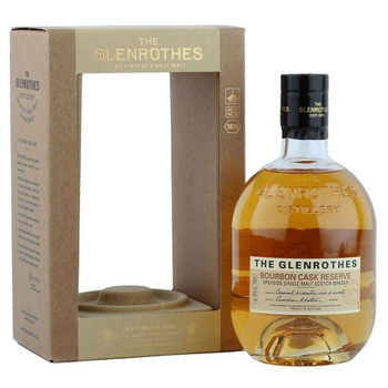 Glenrothes Scotch Single Malt Speyside Reserve Bourbon Cask 750ML