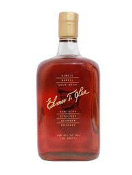 Elmer T Lee bourbon sour mesh single barrel Kentucky 750ml