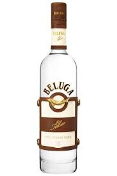 Beluga allure vodka Russian 750ml