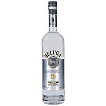 Beluga vodka Russian export 750ml