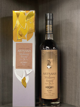 Artsakh Mulberry 3yr Brandy 114Pf 750ml