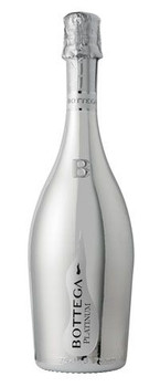 Bottega Moscato sparkling platinum 750ml