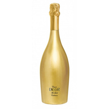 Cuvee Deor sparkling wine the gold collection Italy 750ml