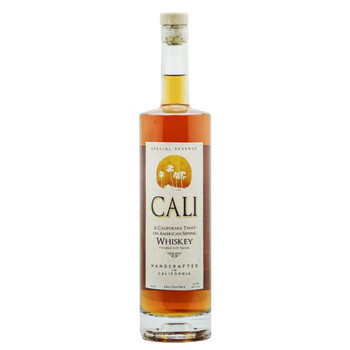 Cali whiskey special reserve California 750ml