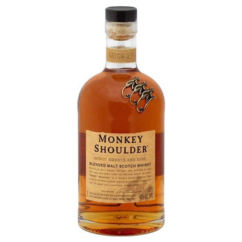 Monkey shoulder scotch blended malt 750ml