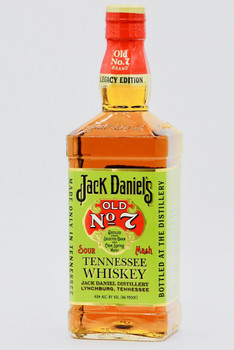 Jack Daniels Tennessee whisky legacy edition sour mash 750ml