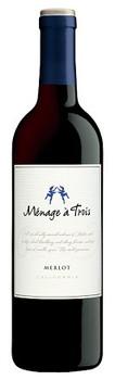 Menage A Trois merlot 750ml