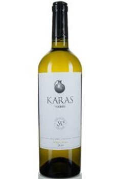 Karas white wine Armenia 2016vt 750ml