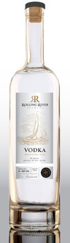 Rolling River made from pure grains vodka 750ml
