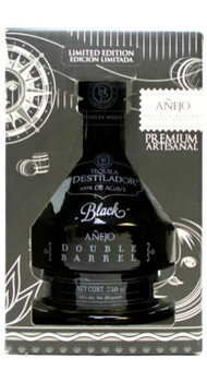 El Destilador anejo premium artesanal black 750ml