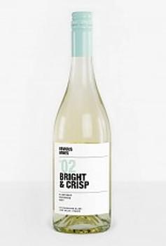 Obvious wines bright&crisp N02 sauvignon blanc dry 2016vt 750ml