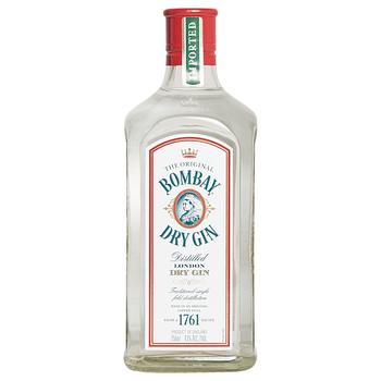 Bombay gin dry London 750ml