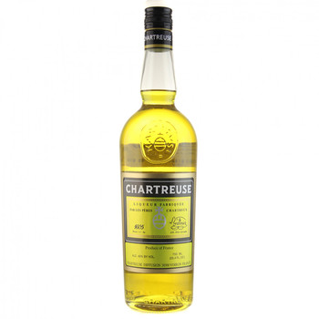 Chartreuse yellow 1605 liquor 750ml