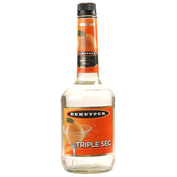 Dekutper triple sec 750ml