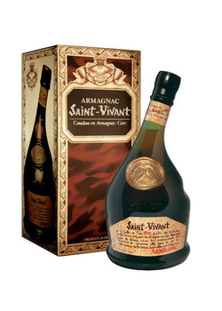 Saint vivant Armagnac 750ml
