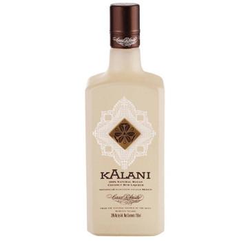 Kalani coconut rum liquor 750ml