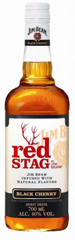 Red Stag black cherry 750ml