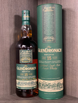 The GlenDronach 15 Year Old Revival 750ml