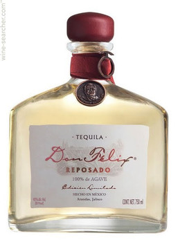 Don Felix tequila reposado Mexico 750ml