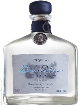 Don Felix tequila plata Mexico 750ml