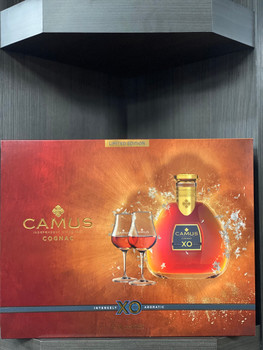 Camus cognac xo elegance limited edition gift pack 750ml