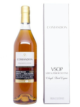 Comandon cognac vsop France 750ml