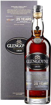 Glengoyne schotchmalt highland 25yr old 750ml