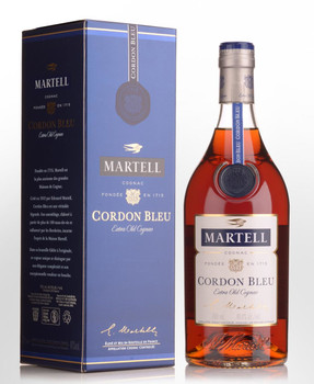 Martell cognac cordon blue 750ml