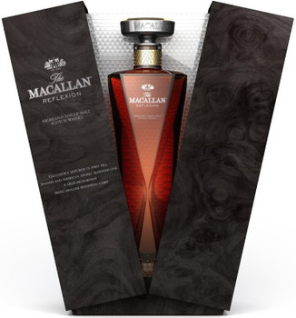 Macallan 1824 series scotch single malt Reflexion speyside highland 750ml