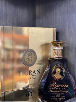 Tigran The Great 60 Year Armenian Brandy 750 ML