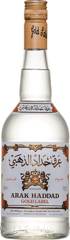Arak Hadad gold label 750ml