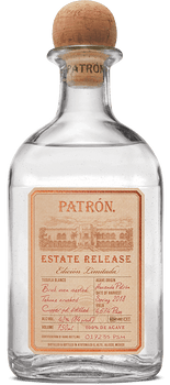 Patron Estate release limited edition 750ml